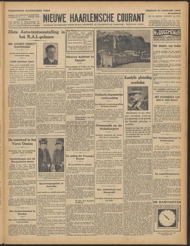 Nieuwe Haarlemsche Courant 1936-01-31