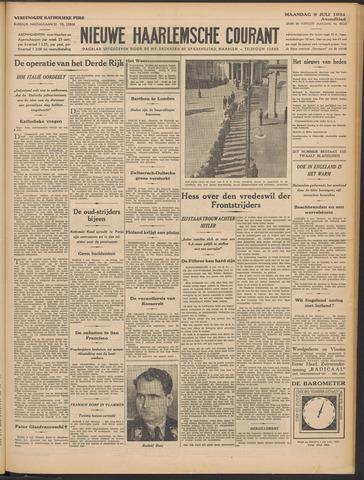Nieuwe Haarlemsche Courant 1934-07-09