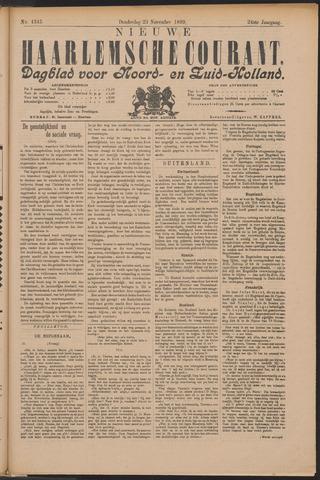 Nieuwe Haarlemsche Courant 1899-11-23