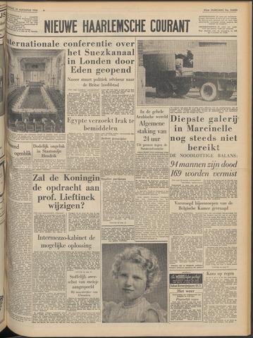 Nieuwe Haarlemsche Courant 1956-08-16