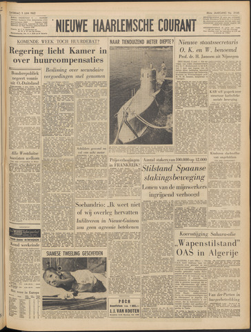 Nieuwe Haarlemsche Courant 1962-06-02