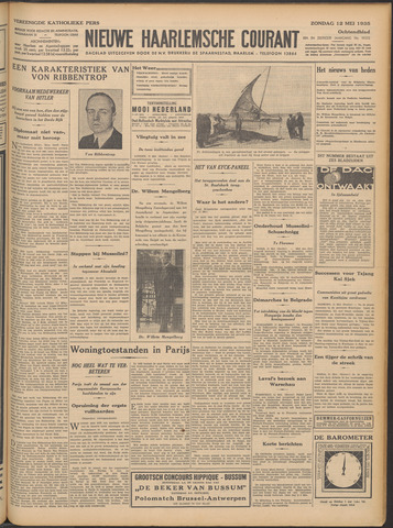 Nieuwe Haarlemsche Courant 1935-05-12