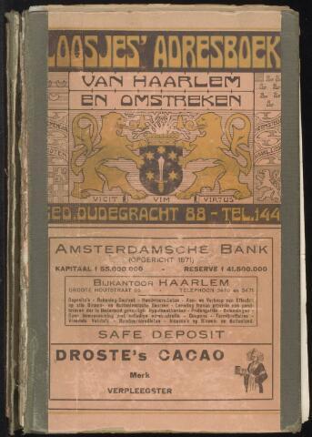 Adresboeken Haarlem 1923-01-01