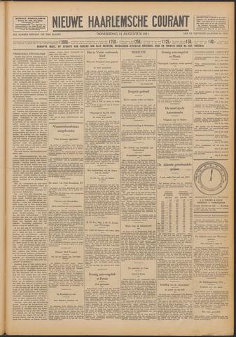 Nieuwe Haarlemsche Courant 1931-08-13