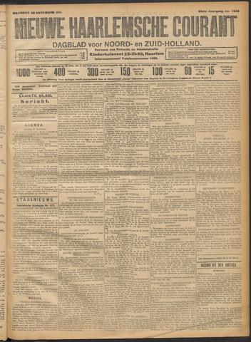 Nieuwe Haarlemsche Courant 1911-11-20