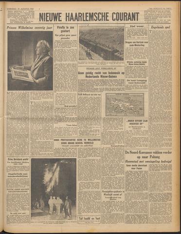 Nieuwe Haarlemsche Courant 1950-08-30