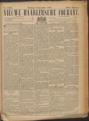 Nieuwe Haarlemsche Courant 1895-09-08