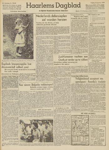 Haarlem's Dagblad 1950-08-04