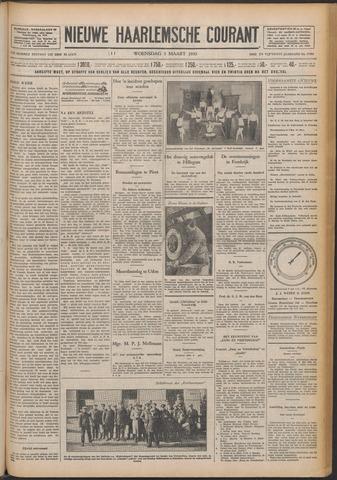 Nieuwe Haarlemsche Courant 1930-03-05