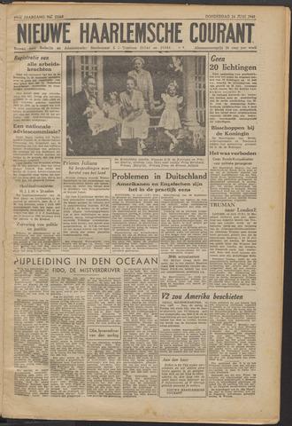 Nieuwe Haarlemsche Courant 1945-06-14
