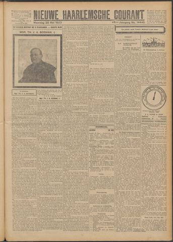 Nieuwe Haarlemsche Courant 1923-05-28