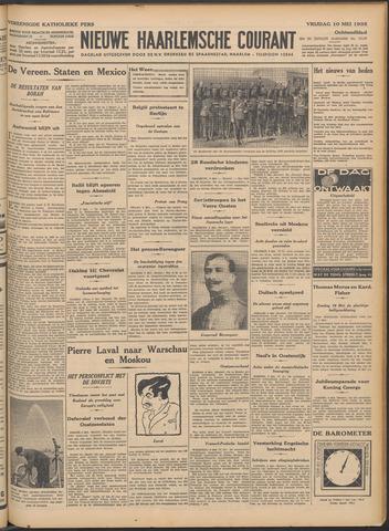 Nieuwe Haarlemsche Courant 1935-05-10