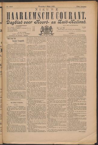 Nieuwe Haarlemsche Courant 1898-03-09
