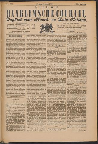 Nieuwe Haarlemsche Courant 1899-03-10