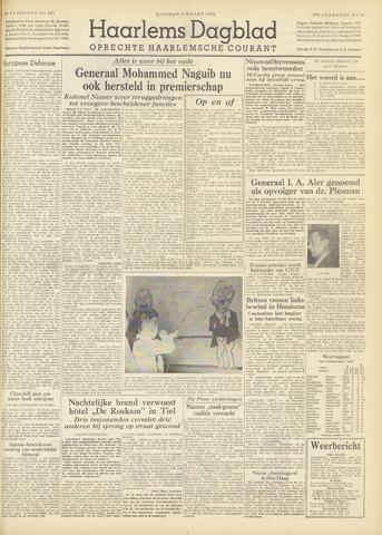 Haarlem's Dagblad 1954-03-09