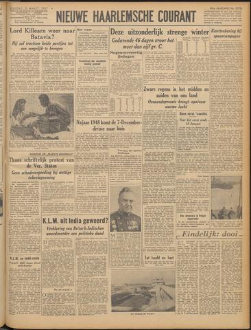 Nieuwe Haarlemsche Courant 1947-03-11