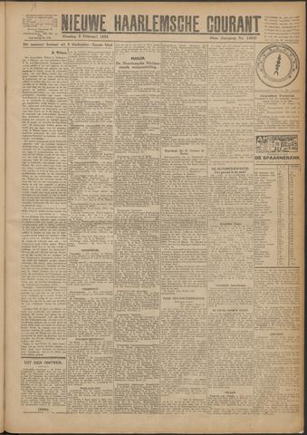 Nieuwe Haarlemsche Courant 1924-02-05