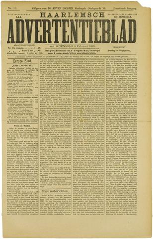 Haarlemsch Advertentieblad 1895-02-06
