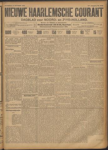 Nieuwe Haarlemsche Courant 1908-10-31