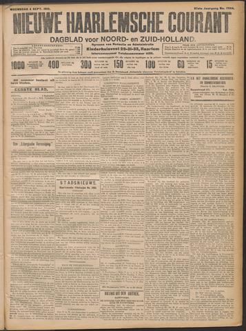 Nieuwe Haarlemsche Courant 1912-09-04