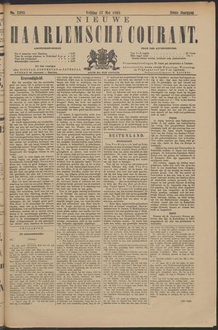 Nieuwe Haarlemsche Courant 1895-05-17