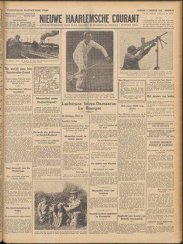 Nieuwe Haarlemsche Courant 1937-08-21