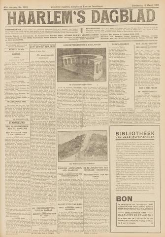 Haarlem's Dagblad 1926-03-18