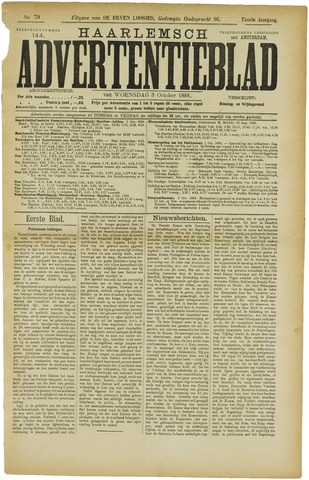 Haarlemsch Advertentieblad 1888-10-03