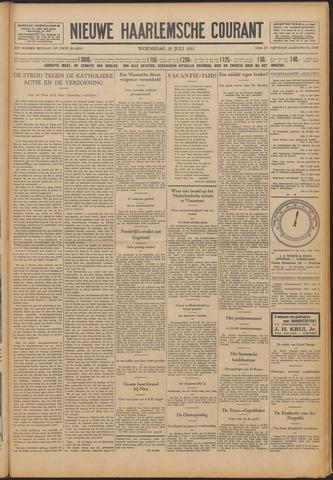 Nieuwe Haarlemsche Courant 1931-07-29