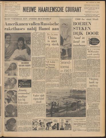 Nieuwe Haarlemsche Courant 1965-07-28