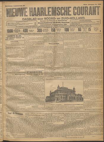 Nieuwe Haarlemsche Courant 1911-08-07