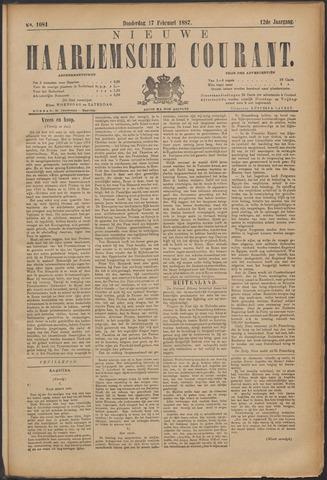 Nieuwe Haarlemsche Courant 1887-02-17