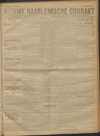 Nieuwe Haarlemsche Courant 1919-02-10