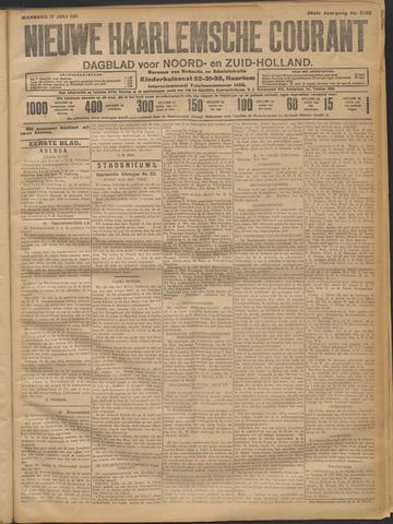 Nieuwe Haarlemsche Courant 1911-07-17