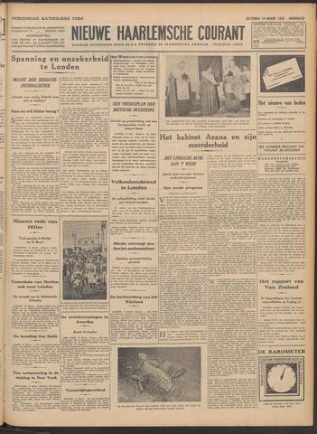 Nieuwe Haarlemsche Courant 1936-03-14