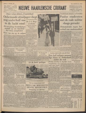 Nieuwe Haarlemsche Courant 1957-10-04