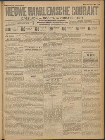 Nieuwe Haarlemsche Courant 1914-01-08