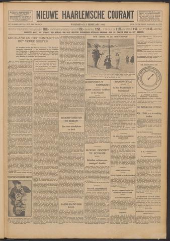 Nieuwe Haarlemsche Courant 1932-02-03