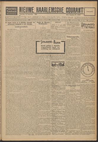 Nieuwe Haarlemsche Courant 1925-09-19