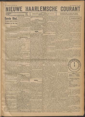 Nieuwe Haarlemsche Courant 1922-01-18