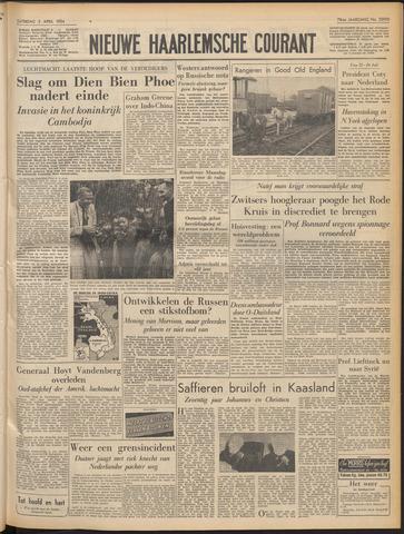 Nieuwe Haarlemsche Courant 1954-04-03