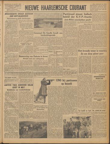 Nieuwe Haarlemsche Courant 1947-03-31