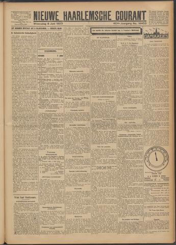 Nieuwe Haarlemsche Courant 1923-06-06