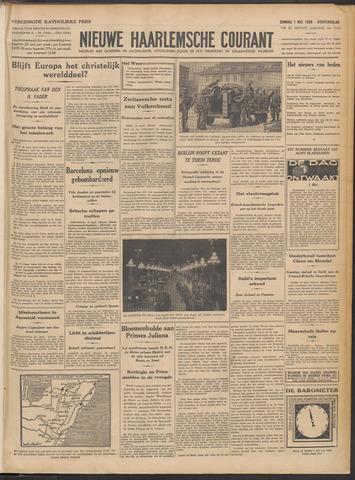 Nieuwe Haarlemsche Courant 1938-05-01
