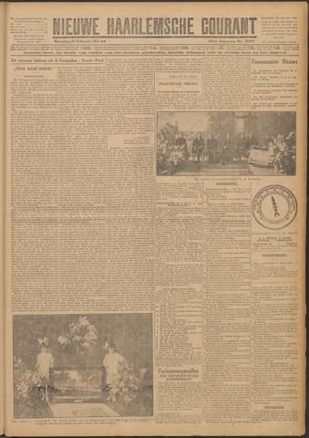 Nieuwe Haarlemsche Courant 1927-02-21