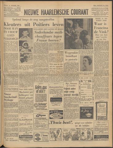 Nieuwe Haarlemsche Courant 1964-09-25