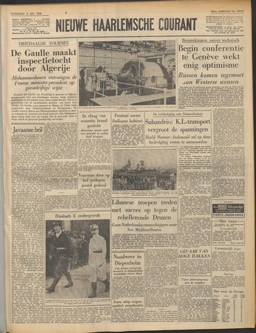 Nieuwe Haarlemsche Courant 1958-07-02