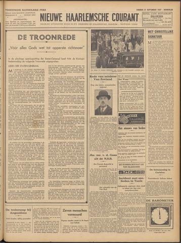 Nieuwe Haarlemsche Courant 1937-09-21