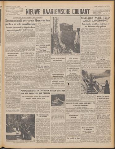 Nieuwe Haarlemsche Courant 1950-05-15