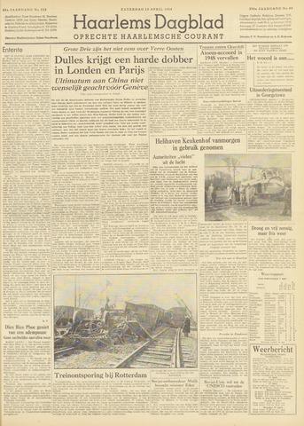 Haarlem's Dagblad 1954-04-10